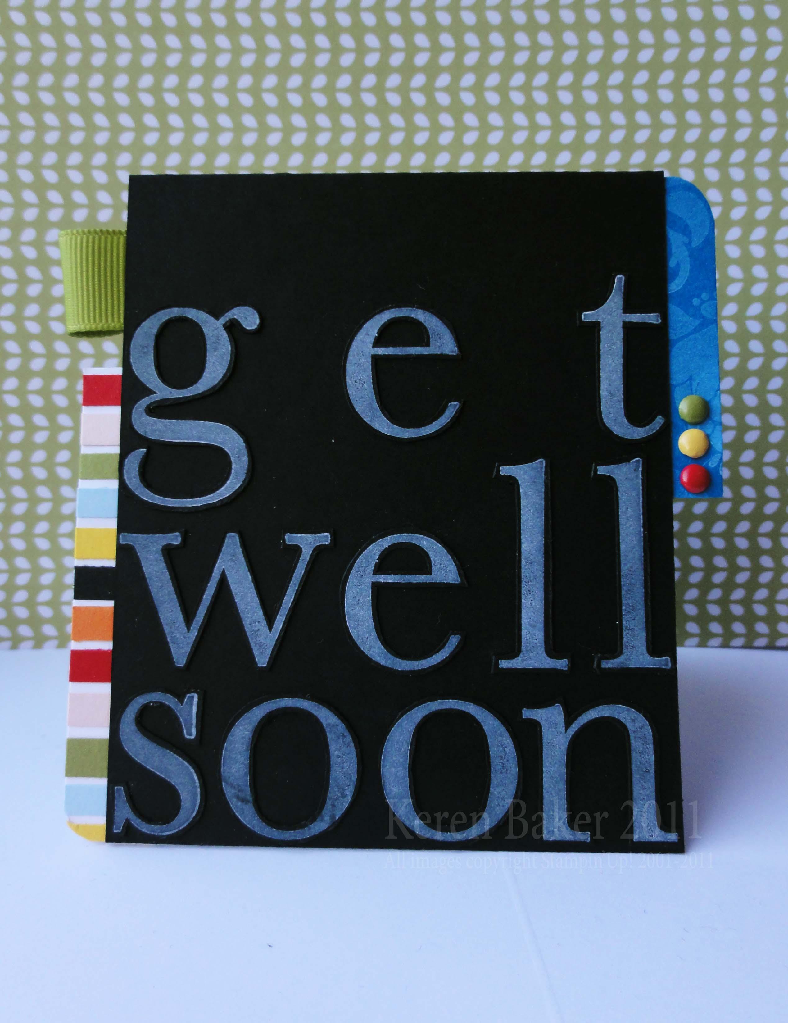 get well soon card challenges kerenbaker s blog
