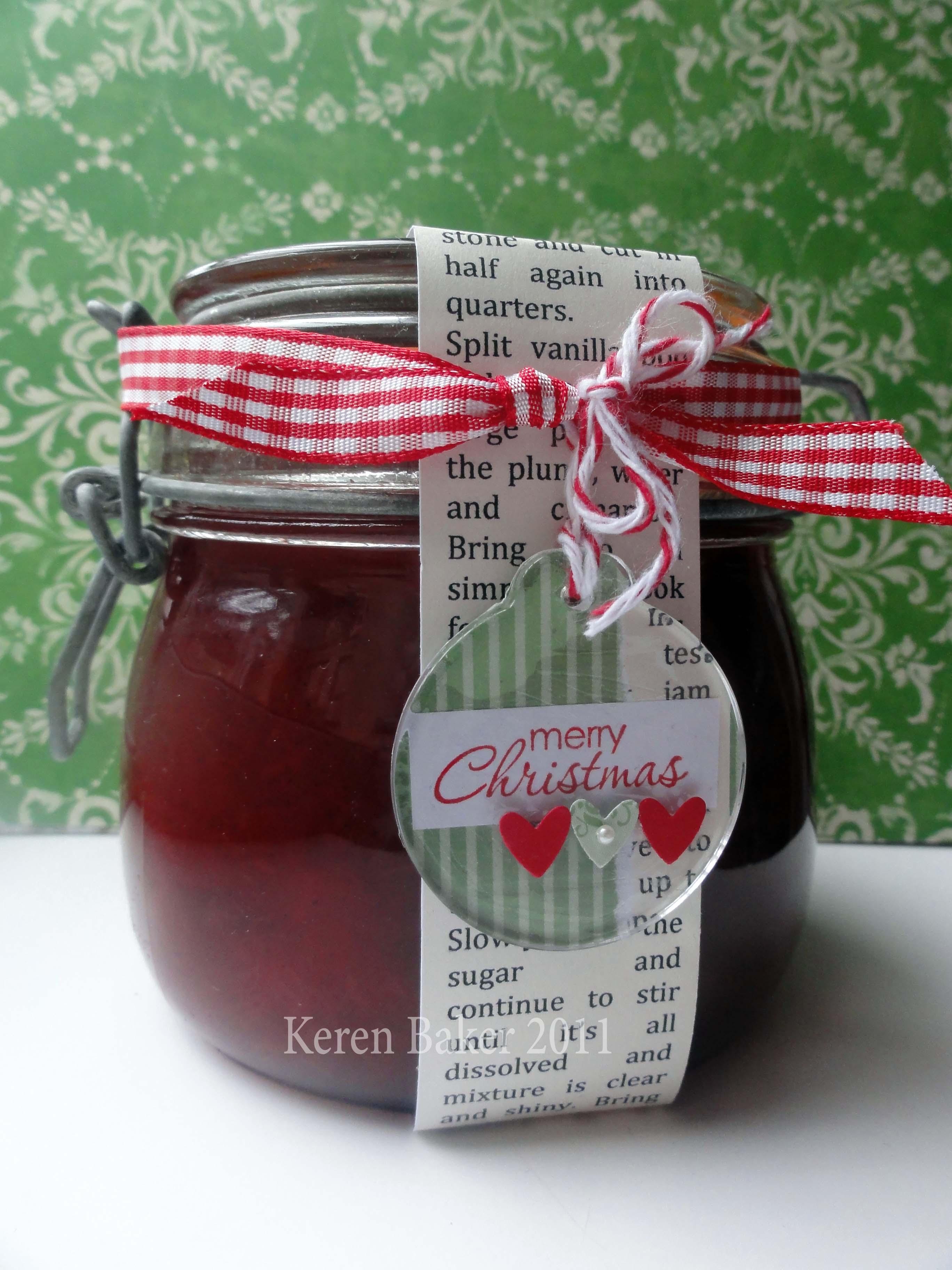 decorated jam jars kerenbaker s blog